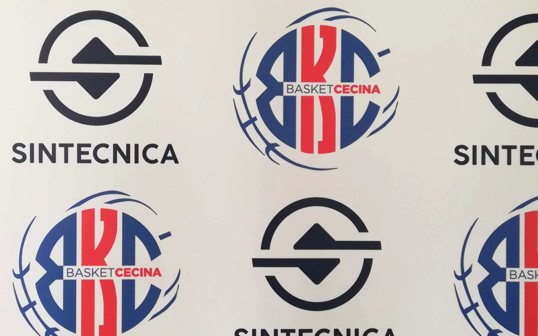 Press Release: Sintecnica Sponsors Basket Cecina